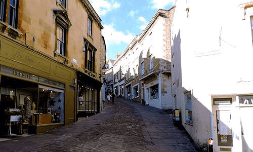 Catherine Street Frome, near Bruton